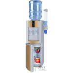 Кулер для воды Ecotronic H1-LCE Gold со шкафчиком фото, купить в Липецке | Uliss Trade