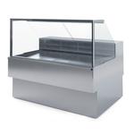 Холодильная витрина Илеть Cube ВХС-1,2 статика фото, купить в Липецке | Uliss Trade