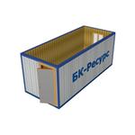 Блок-контейнер БК-00 фото, купить в Липецке | Uliss Trade