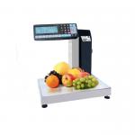 MK-RL10-1 фасовочные печатающие весы-регистраторы с устройством подмотки ленты