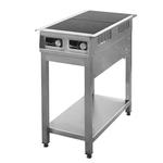 Плита индукционная Челябторгтехника ПЭИ-2 фото, купить в Липецке | Uliss Trade