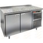 Стол холодильный HICOLD SN 11/TN камень фото, купить в Липецке | Uliss Trade