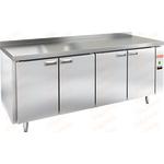 Стол холодильный без агрегата HICOLD GN 1111/TN W P фото, купить в Липецке | Uliss Trade