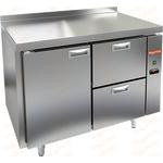 Стол холодильный без агрегата HICOLD GN 12/TN P фото, купить в Липецке | Uliss Trade