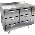 Стол холодильный без агрегата HICOLD GN 33/TN P фото, купить в Липецке | Uliss Trade