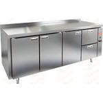 Стол холодильный без агрегата HICOLD SN 1112/TN P фото, купить в Липецке | Uliss Trade