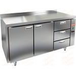 Стол холодильный без агрегата HICOLD SN 113/TN P фото, купить в Липецке | Uliss Trade