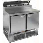 Стол холодильный для пиццы HICOLD PZE2-11/GN фото, купить в Липецке   Uliss Trade