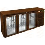Стол охлаждаемый HICOLD BNG 111 BR2 HT BAR фото, купить в Липецке | Uliss Trade