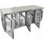 Стол охлаждаемый HICOLD GNG T 111 HT фото, купить в Липецке | Uliss Trade