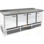 Стол охлаждаемый HICOLD SNE 1111/TN W фото, купить в Липецке | Uliss Trade