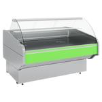 Витрина холодильная Carboma G120 SM 1,5-1 (статика) фото, купить в Липецке | Uliss Trade