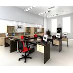Мебель для персонала серия Эконом фото, купить в Липецке   Uliss Trade