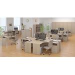 Мебель для персонала серия Nova S фото, купить в Липецке | Uliss Trade