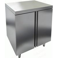Стол закрытый с распашными дверцами HICOLD НБМСЗ-6/7 фото, купить в Липецке | Uliss Trade