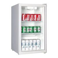 Холодильный шкаф витринного типа GASTRORAG BC1-15 фото, купить в Липецке   Uliss Trade