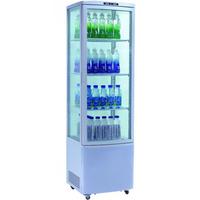Холодильный шкаф витринного типа GASTRORAG RT-235W фото, купить в Липецке   Uliss Trade