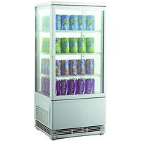 Холодильный шкаф витринного типа GASTRORAG RT-78W фото, купить в Липецке   Uliss Trade