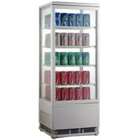 Холодильный шкаф витринного типа GASTRORAG RT-98W фото, купить в Липецке   Uliss Trade