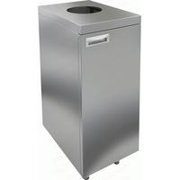 Стол закрытый с отверстием для сбора отходов HICOLD НБМДСОВ-4/7 фото, купить в Липецке | Uliss Trade