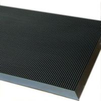 Грязезащитный резиновый входной ковер «Hedgehog» («Ёж») 90х180 см фото, купить в Липецке | Uliss Trade