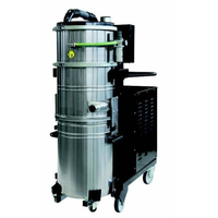 Промышленный пылесос DWAG 30100T HEPA Z22 фото, купить в Липецке | Uliss Trade
