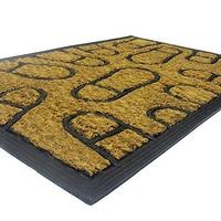 Входной кокосовый коврик Feet фото, купить в Липецке | Uliss Trade