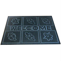 Входной резиновый шипованный коврик Welcome фото, купить в Липецке | Uliss Trade