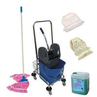 Комплект для уборки полов CleanFLoor Budget фото, купить в Липецке | Uliss Trade