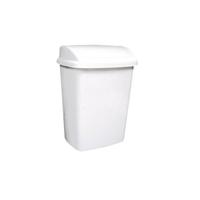 Корзина пластиковая с поворотной крышкой Rubbermaid 10 л фото, купить в Липецке | Uliss Trade