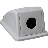 Пластиковая крышка от корзины для сортировки отходов арт.KJS705 арт.5810014 фото, купить в Липецке   Uliss Trade