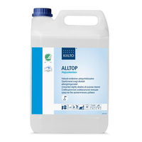 ALLTOP Слабощелочное универсальное концентрированное моющее средство фото, купить в Липецке | Uliss Trade