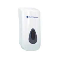 DN2TS Дозатор жидкого мыла MINI MERIDA-TOP (серая капля 400мл) фото, купить в Липецке | Uliss Trade