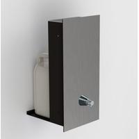 Дозатор канистры жидкого мыла встраиваемый в стену MERIDA DRAGON VANDALPROOF фото, купить в Липецке | Uliss Trade