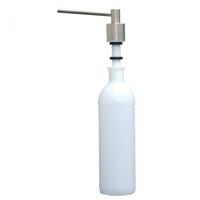 Дозатор монтируемый на столешнице, цилиндр, (1 л.) (матовый) фото, купить в Липецке | Uliss Trade