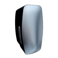 Дозатор жидкого мыла MERIDA MERCURY (черный) фото, купить в Липецке | Uliss Trade