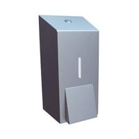 Дозатор жидкого мыла металлический MERIDA STELLA MINI (матовый) фото, купить в Липецке | Uliss Trade