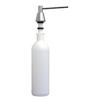 Дозатор жидкого мыла, монтируемый на столешнице (полированный) фото, купить в Липецке | Uliss Trade