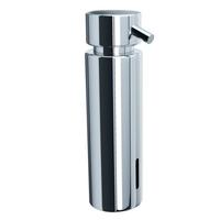 Дозатор жидкого мыла на столешницу MERIDA VIP (300 мл) хромированный фото, купить в Липецке | Uliss Trade