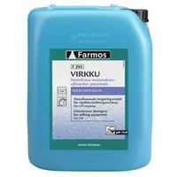 F205 VIRKKU Сильнощелочное моющее средство для рециркуляционной мойки молочного оборудования фото, купить в Липецке | Uliss Trade