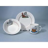 Набор посуды 3 предмета рисунок Далматинцы фото, купить в Липецке | Uliss Trade