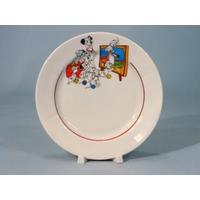 Тарелка мелкая 200 мм. рисунок Далматинцы фото, купить в Липецке | Uliss Trade