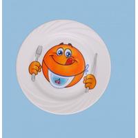 Тарелка мелкая 200 мм. арт. 4С0559 фото, купить в Липецке | Uliss Trade