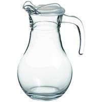Кувшин 1 л. d=91, h=213 мм с прозрач. пластик. крышкой Бистро фото, купить в Липецке | Uliss Trade