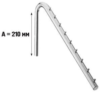 Кронштейн вертикального крепления / Jr 47Н фото, купить в Липецке | Uliss Trade