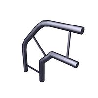 Угол 2-х труб вертикальный / TS-4 фото, купить в Липецке | Uliss Trade