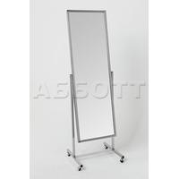Зеркало примерочное напольное на колесах ST-03K фото, купить в Липецке | Uliss Trade