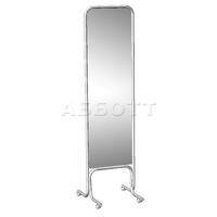 Зеркало примерочное напольное на колесах 5М-03К фото, купить в Липецке | Uliss Trade