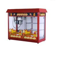 Аппарат для приготовления попкорна STARFOOD с тепловой витриной фото, купить в Липецке | Uliss Trade