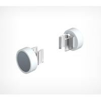 Круглый магнитный держатель рамки под углом 90° к поверхности MGT-RND-90 фото, купить в Липецке | Uliss Trade